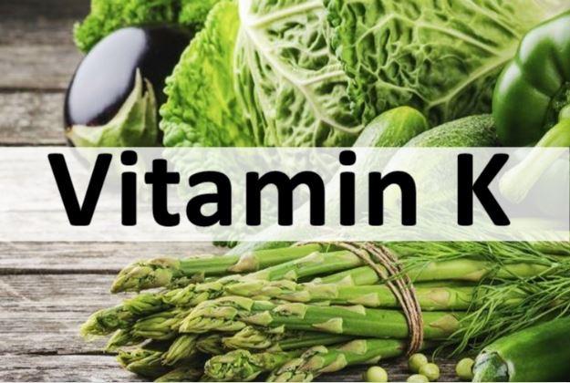 Vitamin K có giúp ngăn rụng tóc