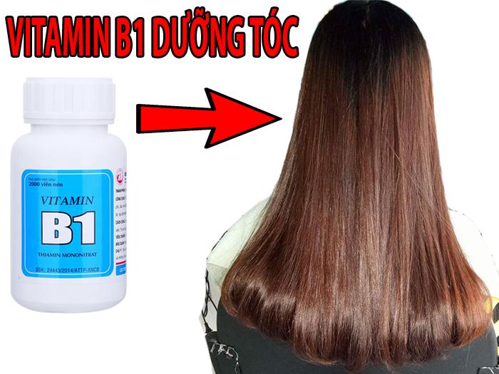 mặt nạ tóc vitamin B1