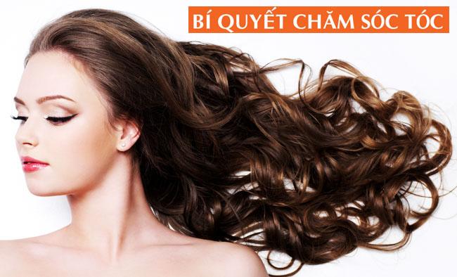 Bí quyết chăm sóc tóc của phụ nữ nhật bản