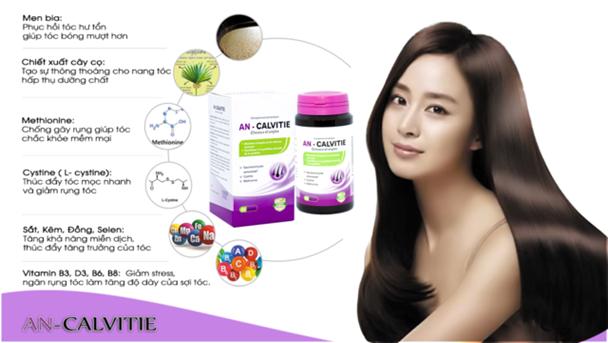 Biotin có tác dụng gì với tóc?