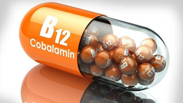 Bổ sung vitamin B12