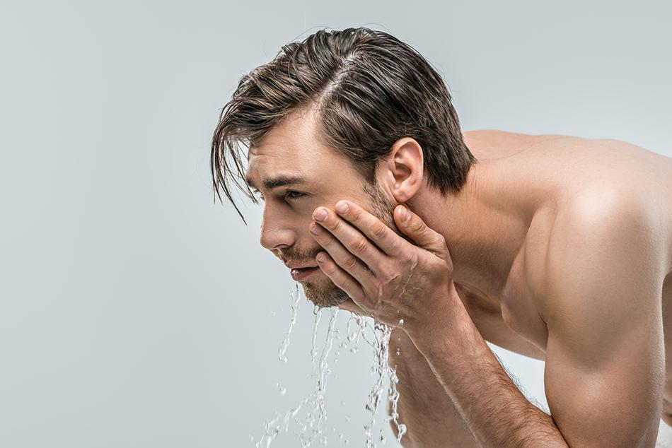 chăm sóc râu đúng cách