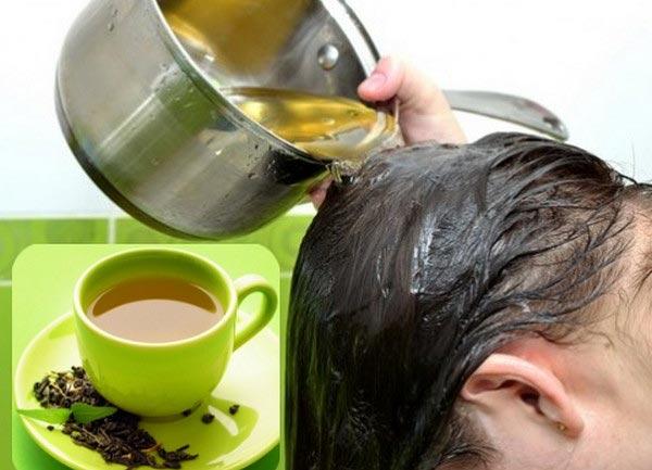 Cách làm sáng màu tóc đen an toàn tại nhà