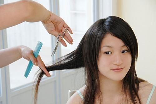 Cắt tỉa tóc