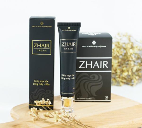 thuốc mọc tóc Zhair Cream