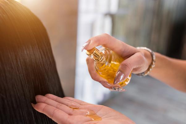 Dầu bóng tóc có tác dụng gì?