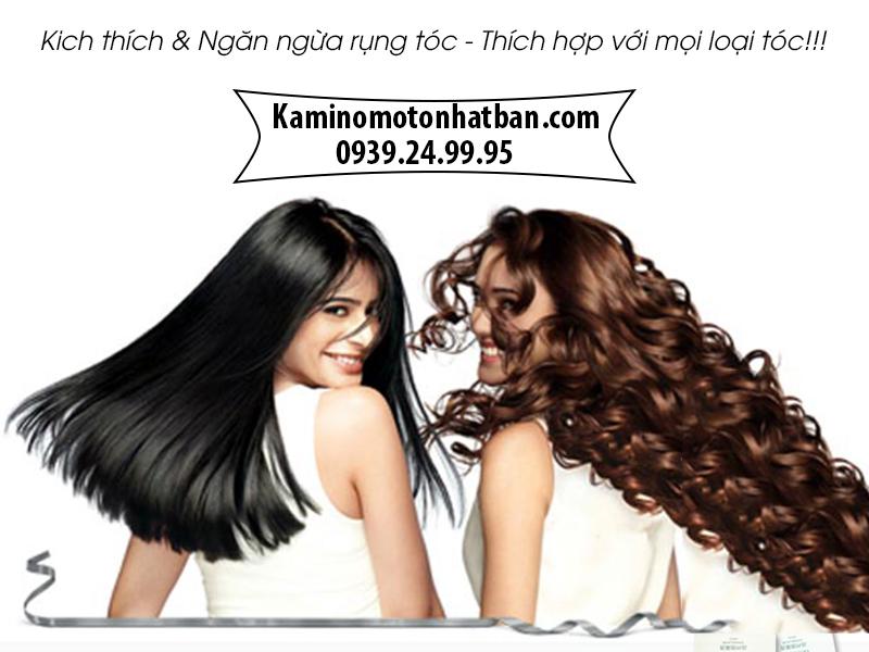 Cải thiện tình trạng tóc
