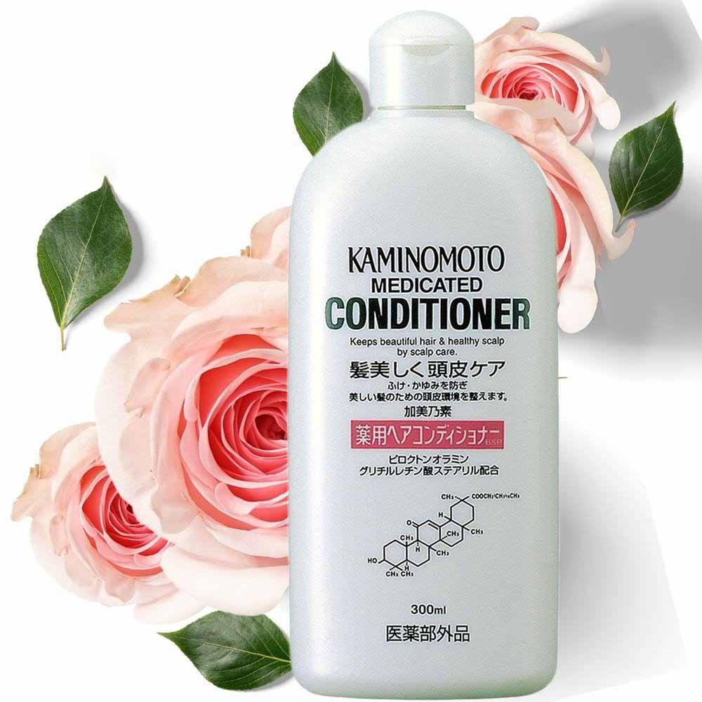 Dầu xả ngăn ngừa rụng tóc Kaminomoto