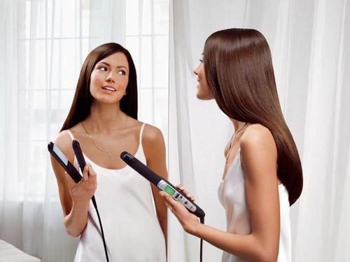 Ép tóc là gì