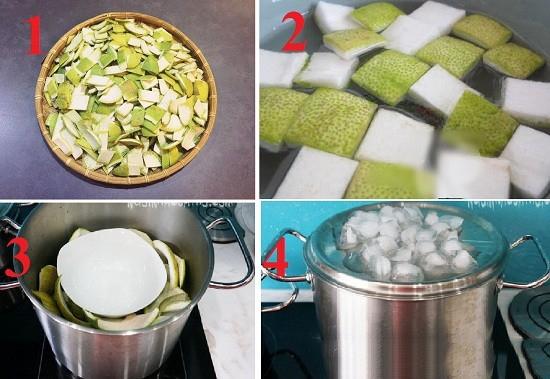 cách làm tinh dầu bưởi tại nhà