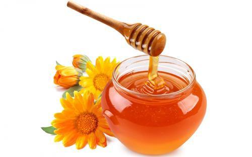 mật ong ngăn rụng tóc
