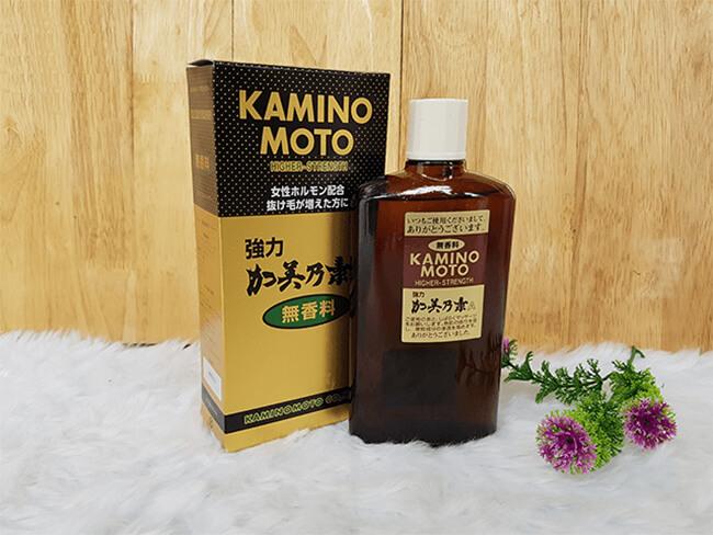thuốc trị hói đầu Kaminomoto Higher Strength