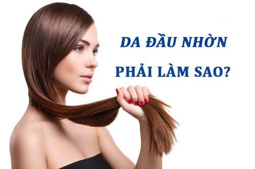 Nguyên nhân khiến tóc đổ nhiều dầu
