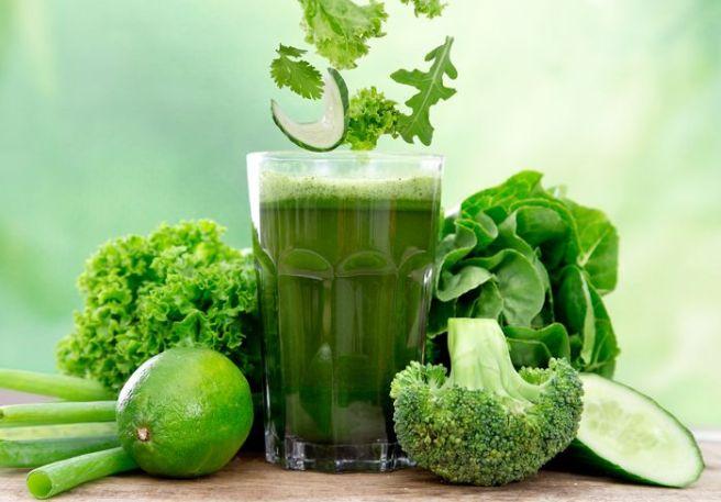 Nước ép bông cải xanh