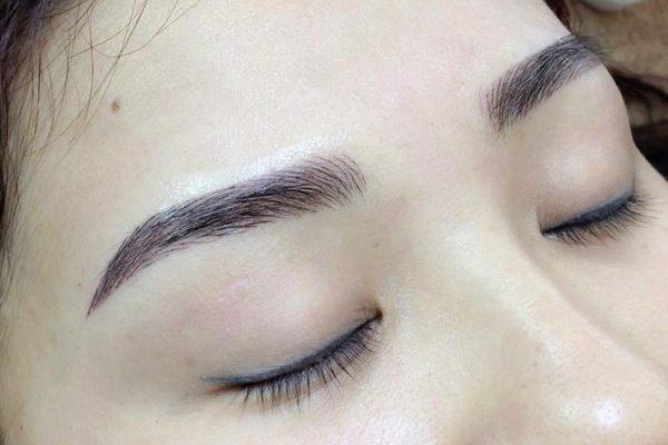 Sau khi xăm lông mày có được đắp mặt nạ không?