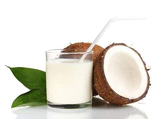 Ủ tóc bằng sữa chua và nước cốt dừa