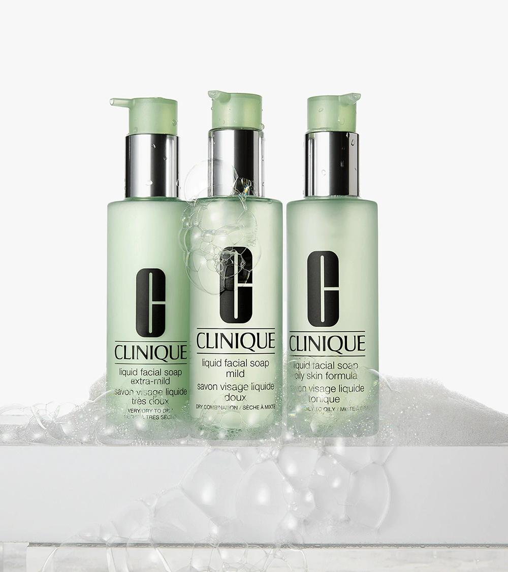Sữa rửa mặt Clinique Liquid Facial Soap