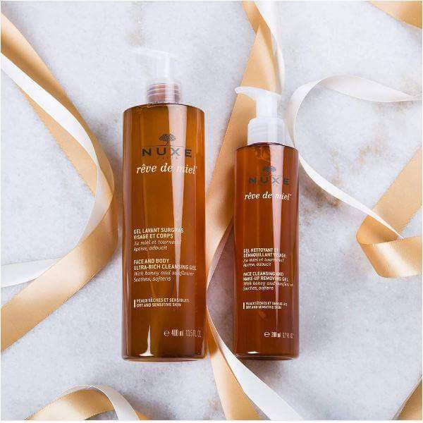 Sữa rửa mặt NUXE Honey Cleansing