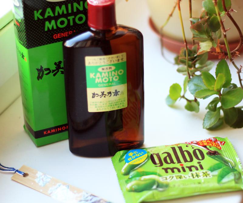 Thuốc đặc trị rụng tóc Kaminmoto General