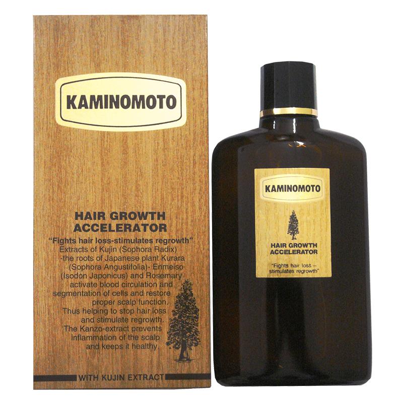 Các loại thuốc mọc tóc Kaminomoto Nhật Bản