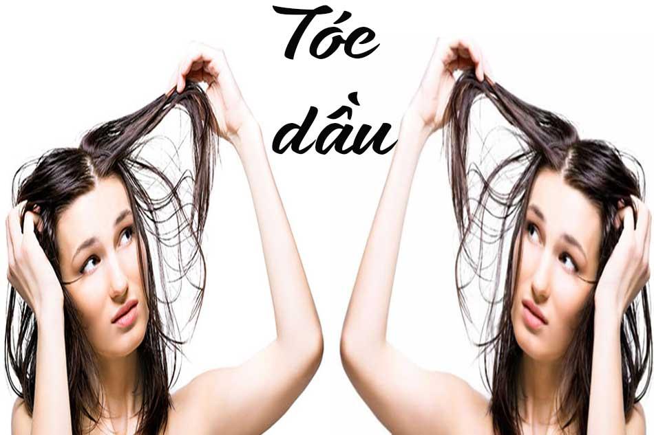 Nguyên nhân phổ biến của da đầu khô và tóc dầu là gì?