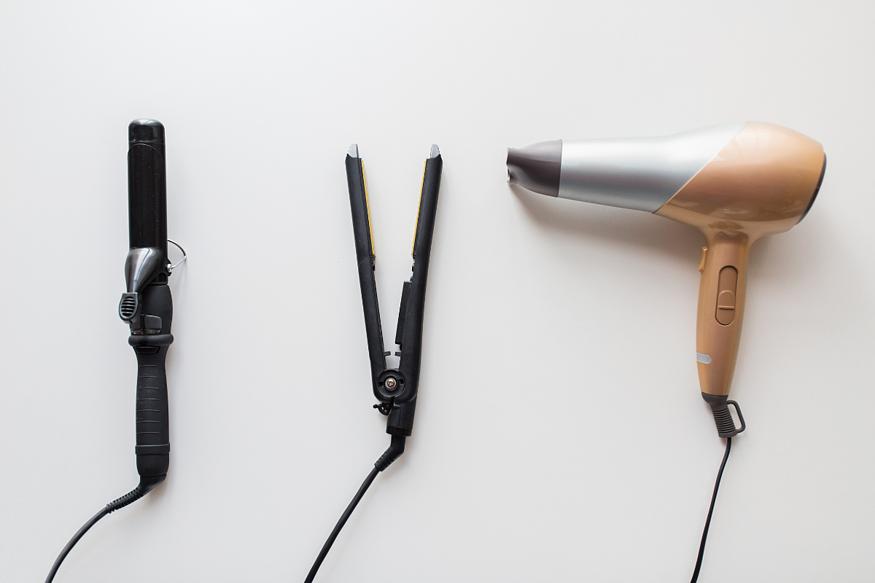 tránh các công cụ tạo kiểu tóc