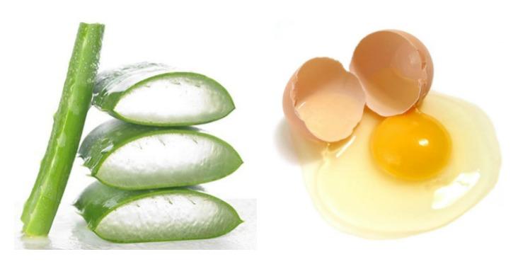 Ủ tóc bằng trứng gà có tanh không?